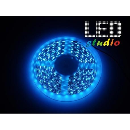 LED pás 14,4W/m, jednofarebné R, G, B, Y, IP65