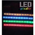BREE, LED pás SMD1210, 5m, 60ks/m, 4,8W/m, jednofarebný R, G, Y, exteriér
