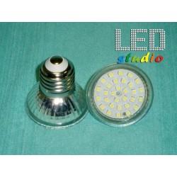 LED žiarovka, 2W, 36SMD 3528