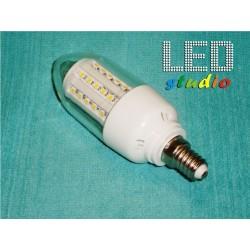 LED žiarovka sviečka, 3,6W, 60 SMD 3528