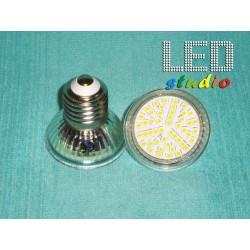 LED žiarovka, 2,4W, 48SMD 3528